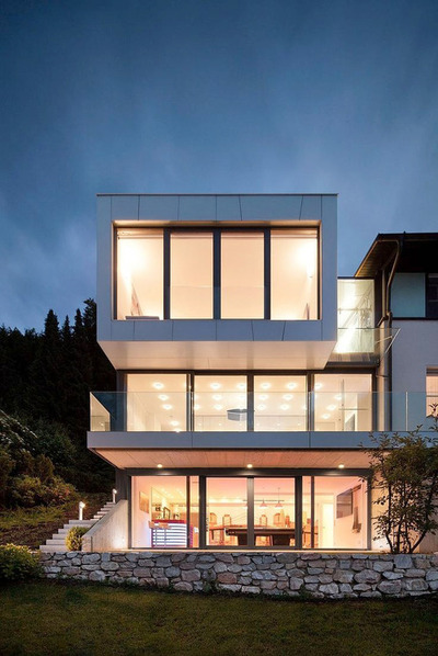 Lakeside House by Spado Architects – Interiors & architecture