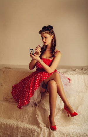 Pin-up by Meddison
