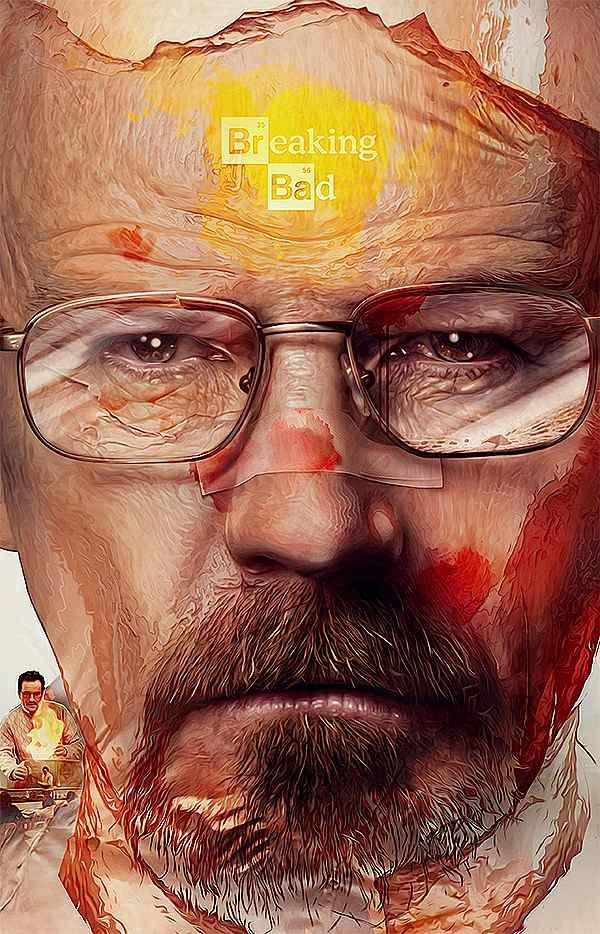 TV Show Posters by Adam Spizak | Breaking Bad