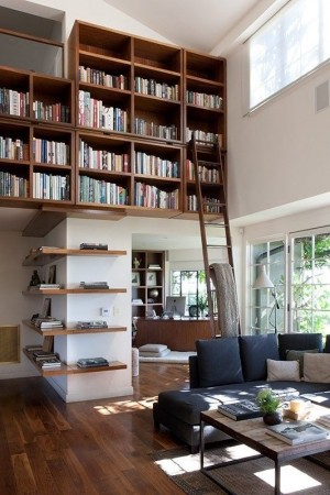 Bookshelves Interior Design