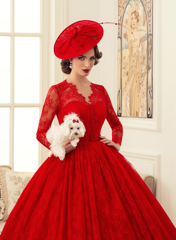 Red Frock | Fashion Photography