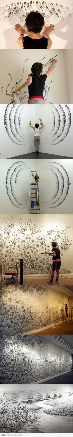 The Beauty of Creativity never ever seen before | Amazing Finger Drawings