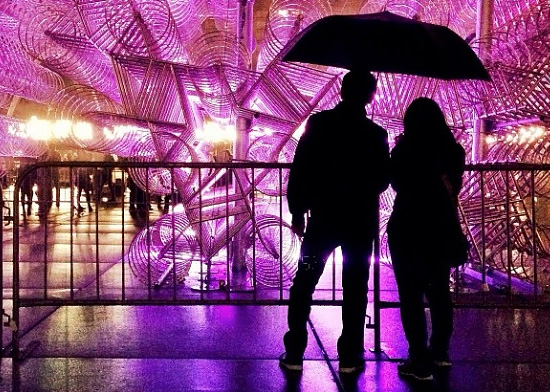 Forever Bicycles: Art Installation