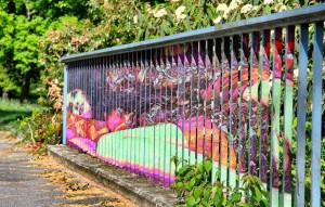 Creating The Difference in Street Art