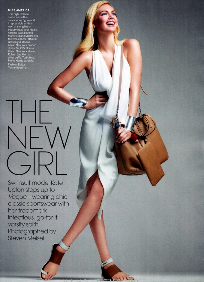 Kate Upton for Vogue | FreeYork