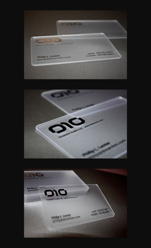 An Awesome Business Card