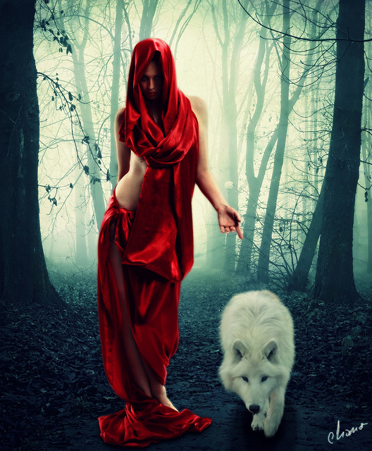 The Lady and the Wolf