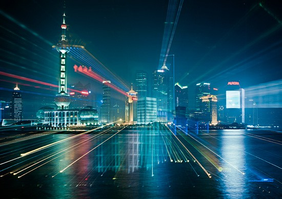 Urban Zoom: Long-Exposure Photography by Jakob Wagner | Inspiration Grid | Design Inspiration