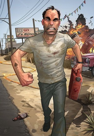 GTA V – Trevor Philips