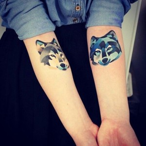 cool tattoos by Sasha Unisex