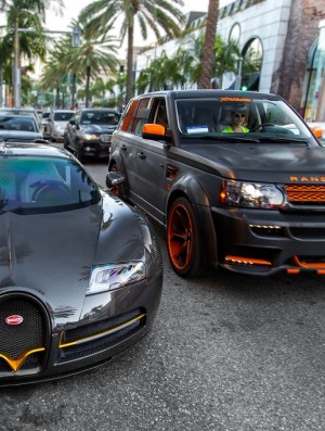 Mansory vs Hamann – Battle of the ridiculous tuners!