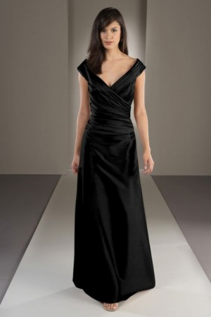 Glamorous sleeveless A-line bridesmaid dress style 0bd00573 – | wedding-dress-bee.net