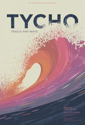 Matthew Fleming for Tycho. | Posters
