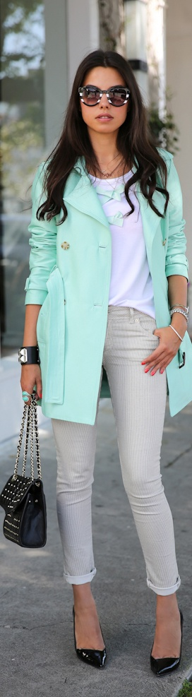Mint & Coral Fashion 2013 – Fashion Diva Design