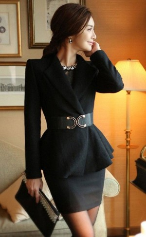 Moves Fashion: Elegant Work Outfit