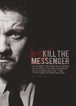 New Posters – The Double, Transcendence & Kill The Messenger