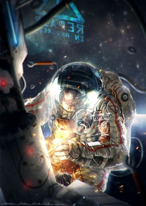 How to Illustrate an Astronaut in Photoshop – Tuts+ Design & Illustration Tutorial
