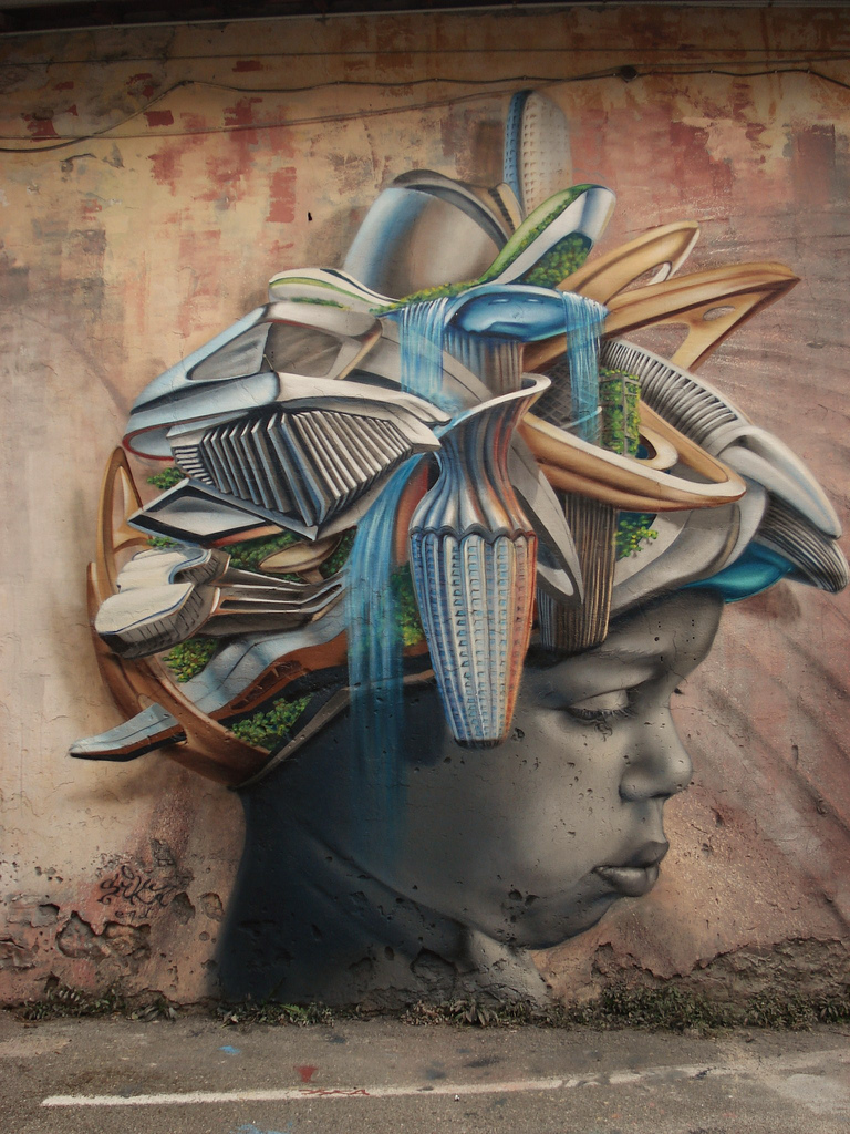 STREET ART UTOPIA » We declare the world as our canvas24 3D-Street Art Photos – A Collecti ...