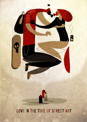 A moment of poetry with illustrator Riccardo Guasco