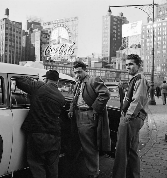 Black and White Photography by Vivian Maier