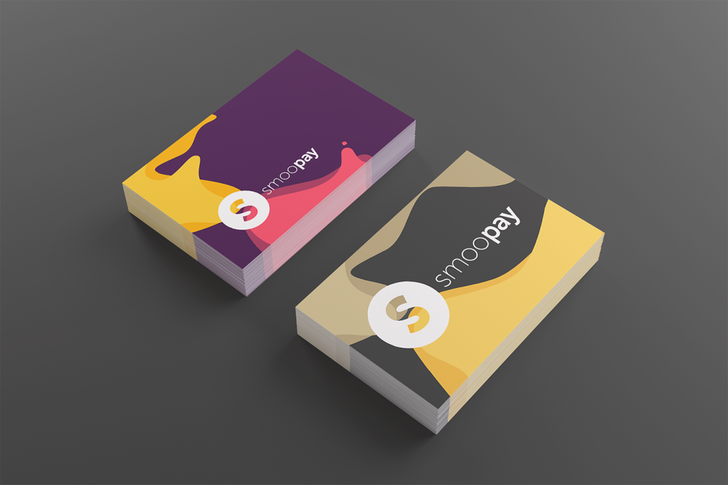 Business Cards Smoopay