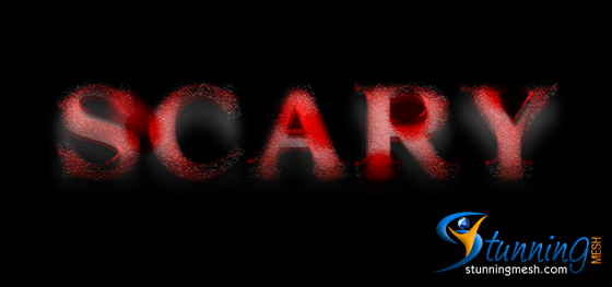A Bit Scary, today we are going to work on Photoshop Tutorial about Text Effect. In this Photosh ...