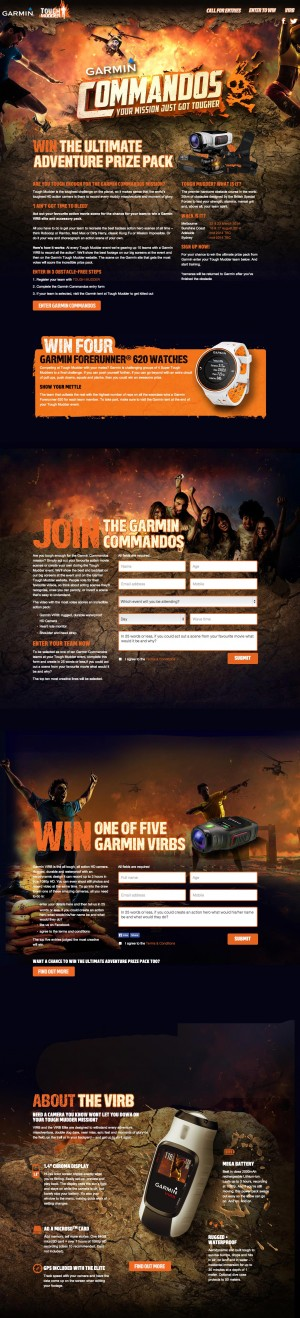 Garmin Toughmudder