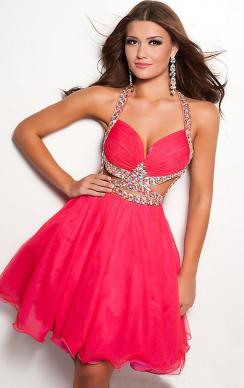Red Prom Dresses & Red Cocktail Dresses Online UK
