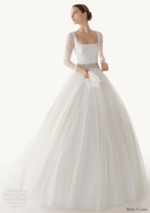 Rosa Clará 2013 Wedding Dresses | Wedding Inspirasi