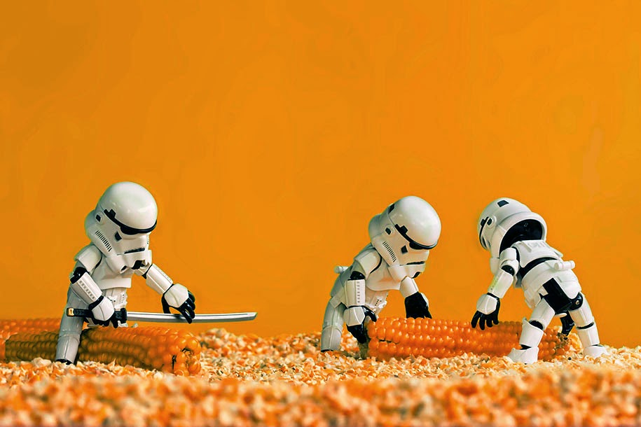 Star Wars Toys by Zahir Batin | Photography Inspirations