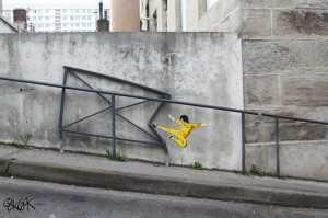 Street Art That Plays With Its Surroundings