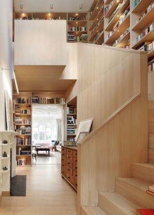 The Book Tower House by Platform 5 Architects