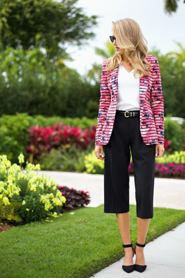 The Classy Cubicle: Culottes