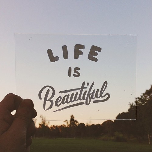 Life is Beautiful by Sean Tulgetske.