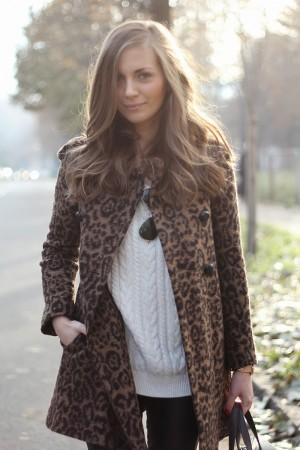 Leopard Coat | Fashion & Style