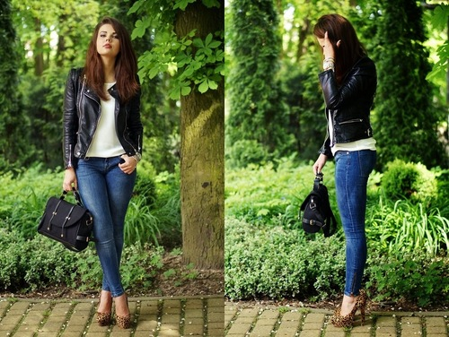 High Heel with Jeans
