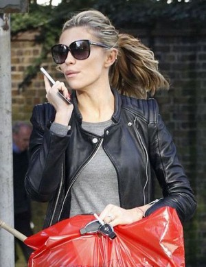 Abbey Clancy Jacket that may matches your personality and styling interest greatly.