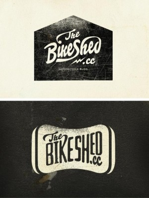 The Bike Shed Logotype Alex Ramon Mas Design