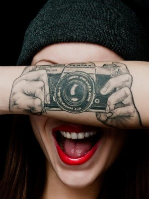 Funny tattoos, funny journey