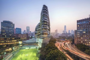 Jockey Club Innovation Tower, Hong Kong