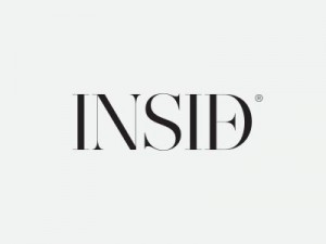 Beautiful, simple, meaningful. This is a very clever logo, and would be perfect for a magazine.