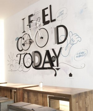 TWO WHEELS GOOD · I feel good today by Niels Buschke