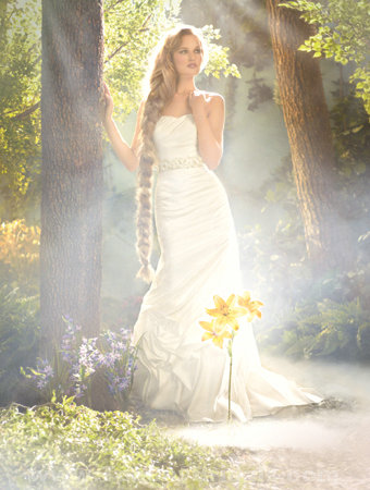 Only style 306.00 – discount Alfred Angelo 214 wedding dress dress,and asymmetrical ruchin ...
