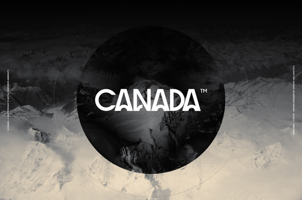 Canada™ Typeface by Anthony Neil Dart