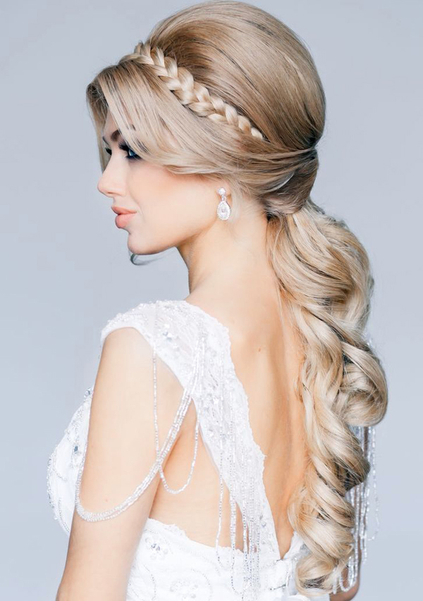 Beautiful Hair Style | Love it.