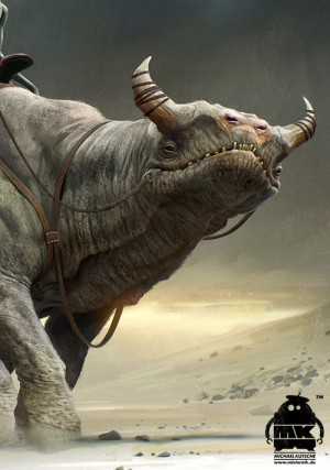 John Carter – Character Design and Concept Art