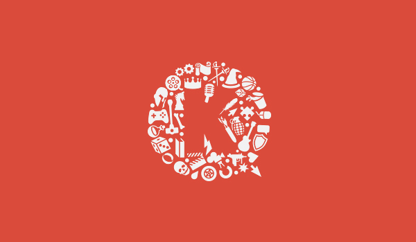 KW Gaming industry identity.