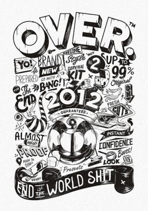 Type OVER 2012