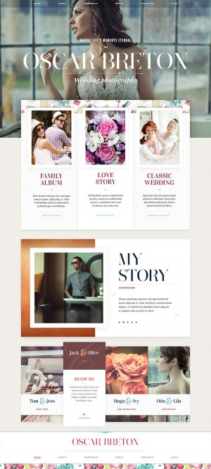 Website design: part 1 by Mike