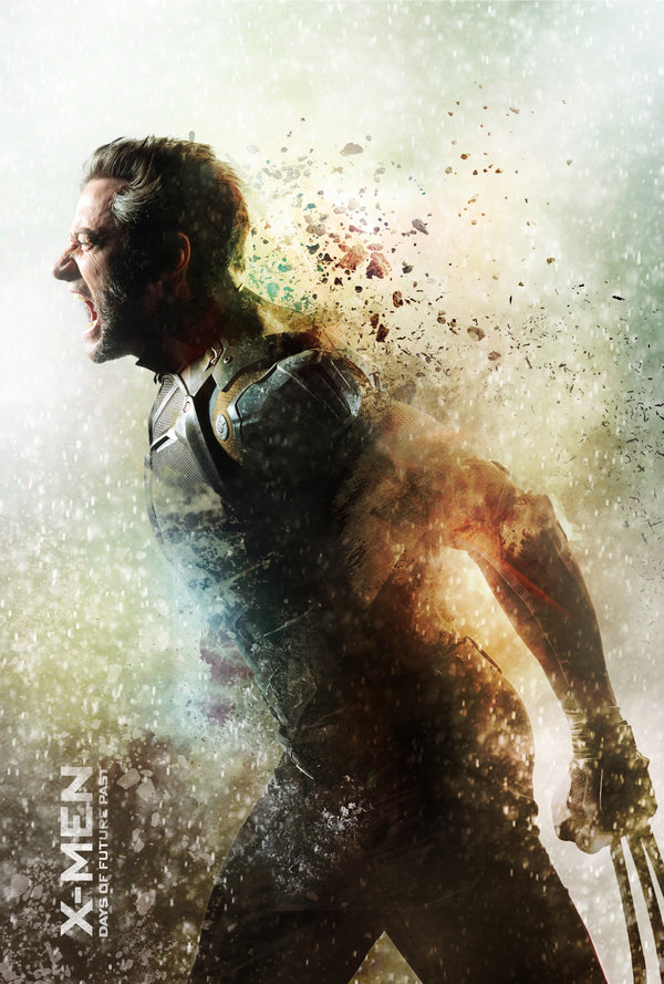 X-Men: Days of Future Past, Wolverine by TavenerScholar